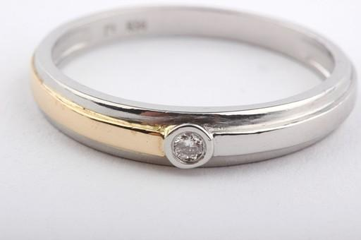 brillant diamant ring in aus 950 er platin platinring mit brillanten solit r ebay. Black Bedroom Furniture Sets. Home Design Ideas