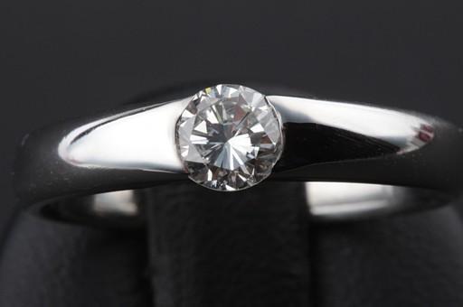 ring in aus 950 er platin mit brillant diamant brilliant solit r platinringe ebay. Black Bedroom Furniture Sets. Home Design Ideas
