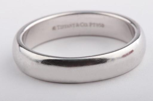 tiffany co lucida ring in aus 950 er platin trauring verlobungsring 2000 ebay. Black Bedroom Furniture Sets. Home Design Ideas